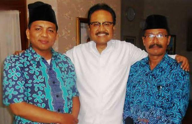 Segudang Prestasi Alm. Drs. Syamsul Huda M.Pd Untuk NU Lumajang