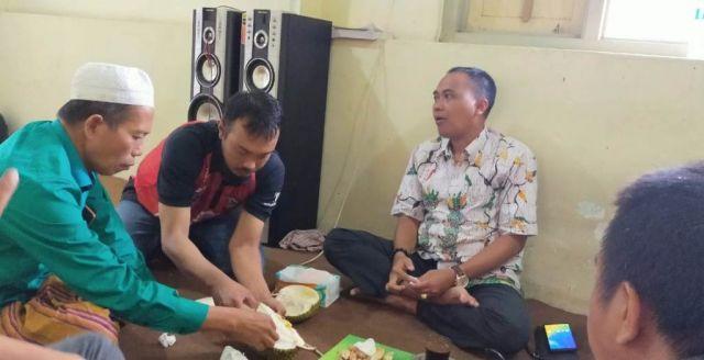 H. Akhmat Takjub Rasa Durian Mini Asli Wonolopo Lumajang