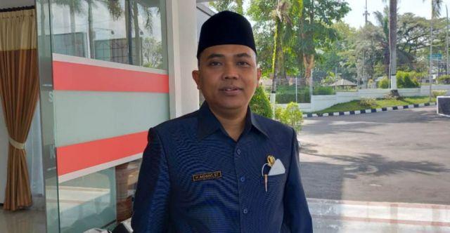 H. Akhmat Wakil Ketua DPRD Lumajang Soroti Silpa Belanja Tak Langsung