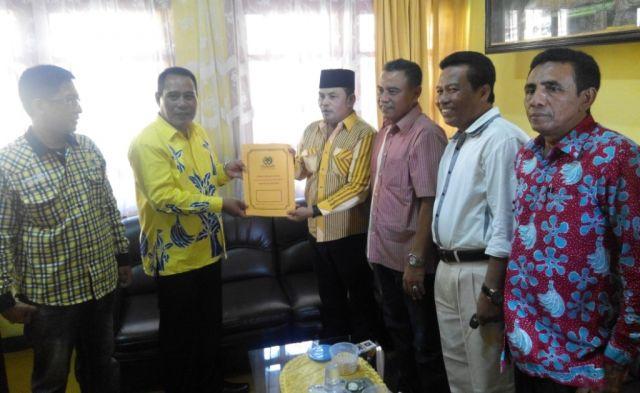 5 Nama Mendaftar, Rekom Golkar Lumajang Pada Pilkada 2018 ke H. Rofiq