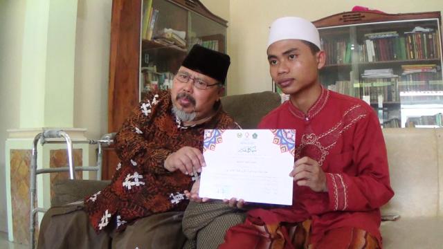 Santri Lumajang Juara Tahfidz Qur'an Tingkat Asean di Jakarta