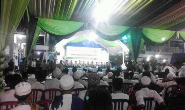 Ribuan Alumni PPMU Bakid Hadiri Haflatul Imtihan ke-71