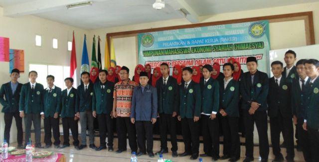 Pengurus HIMAESYA 2017-2018 IAI Syarifuddin-Lumajang Resmi Dilantik