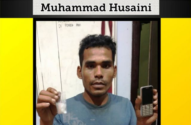 Residivis Pengedar Sabu Warga Ranu Pakis Ditangkap Polisi