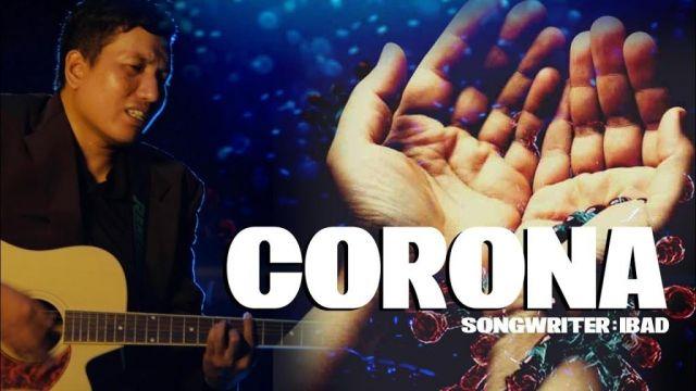 Ibad Dosen IAIS Luncurkan Single Bertemakan Renungan Corona