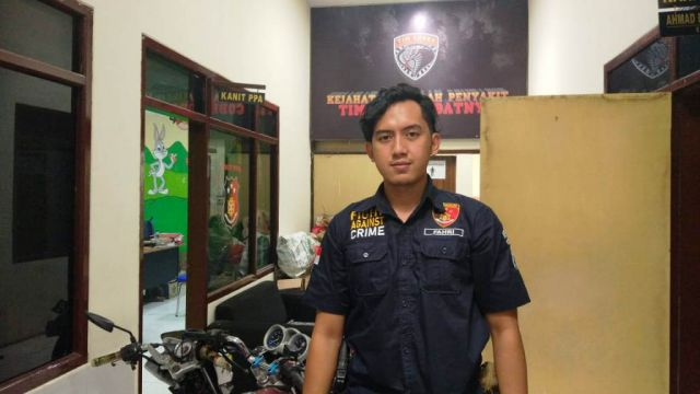 Undercover Buy Ipda Fahri, Polisi Ganteng Ungkap Jual Beli Motor Bodong