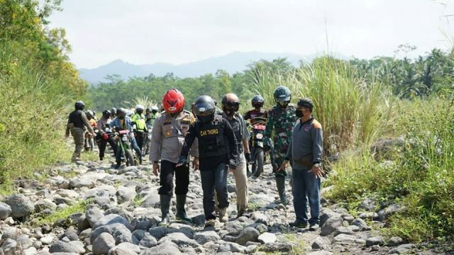 APRI Lumajang Akan Survey Jalan Khusus Tambang Pasir