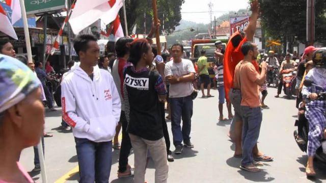 Karnaval Klakah, Dishub Himbau Truck Pasir dan Barang Stop Beroperasi
