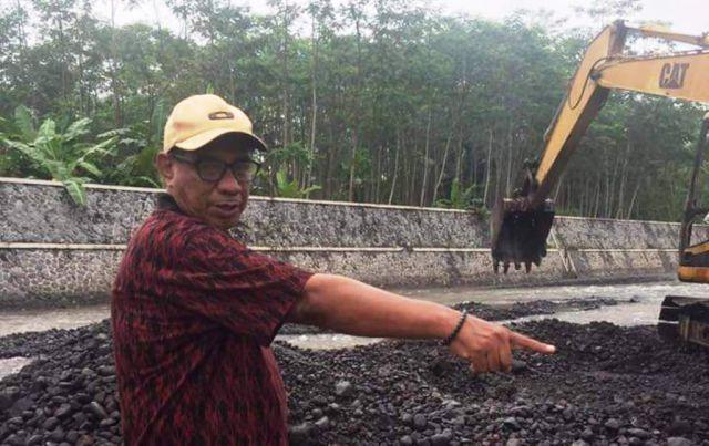 Ketua Perindo Sebut Inisial R Adalah Bos Stocpile Pasir Lumajang