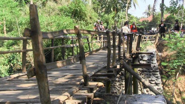 Diduga Jadi Bancakan, Tim Cobra Akan Periksa RAB Jembatan Wonoayu