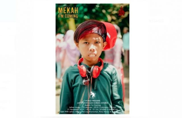 Jidate Ahmad Pemuda Lumajang Main di Film Mekah I'm Coming