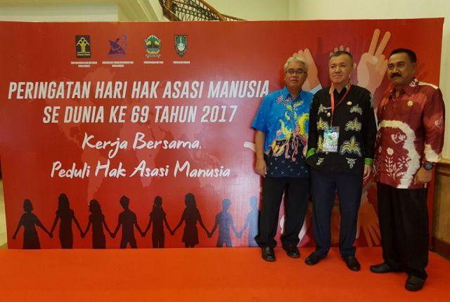 Lumajang Terima Penghargaan Kabupaten Peduli HAM