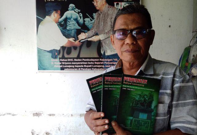 Inilah Buku Sejarah Perjuangan Rakyat Lumajang untuk Kemerdekaan