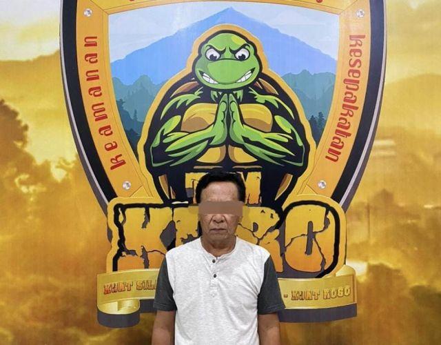 Mantan Kades Wonoayu Ditangkap Polres Lumajang Kasus Korupsi BKK