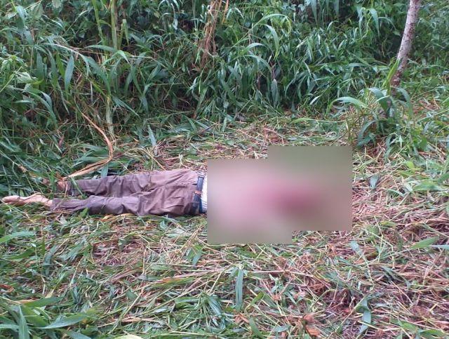 Dibunuh, Mayat Kakek di Senduro Ditutup Daun Pisang