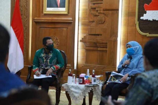 Cak Thoriq Konsultasi ke Gubernur Soal Tata Kelola Pasir Lumajang