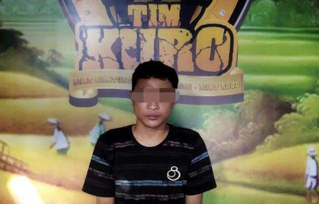 Sering Pesta Sabu Pemuda Klanting Lumajang Diringkus Polisi