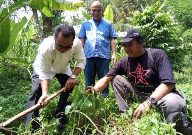 Penegakan Hukum KLH Lihat Langsung Kondisi Posko Laskar Hijau