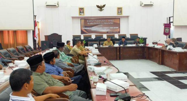 Pupuk Langka Puluhan Petani Wadul ke DPRD Lumajang