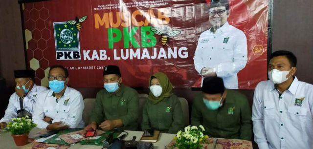 Anang Akhmad Syaifuddin Kembali Pimpin PKB Lumajang