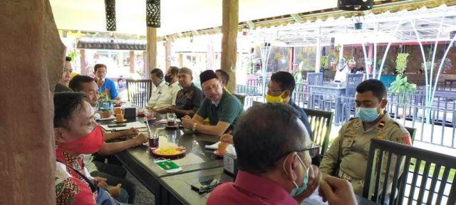 KONI Lumajang Sampaikan Aspirasi ke DPR RI Nur Purnamasidi