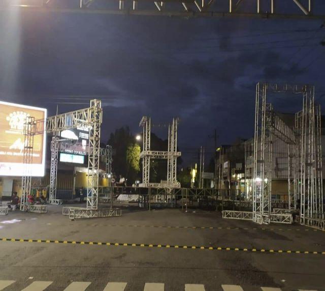 Warga Lumajang di Sekitaran Konser Keluhkan Toko nya Harus Tutup