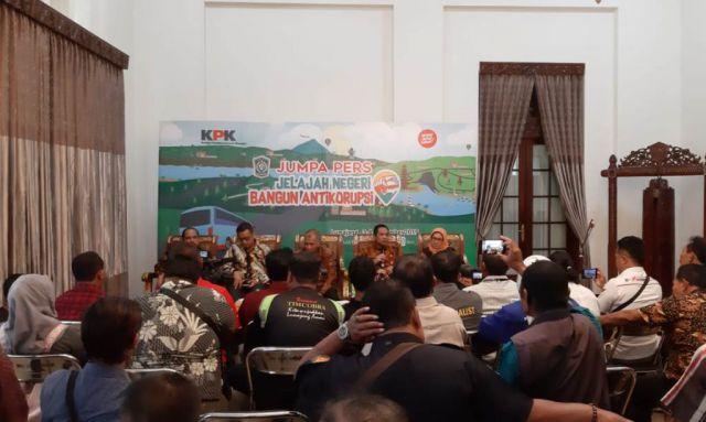 KPK Dorong Keterlibatan Masyarakat Lumajang Untuk Cegah Korupsi
