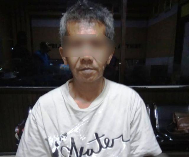 Tak Jera, Jadi Agen Sabu-sabu Tri Handoko Warga Kutorenon Diringkus Polisi