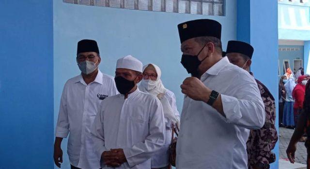 Ketua DPD RI La Nyalla Tinjau Asrama Putri Ponpes Miful Bakid Lumajang