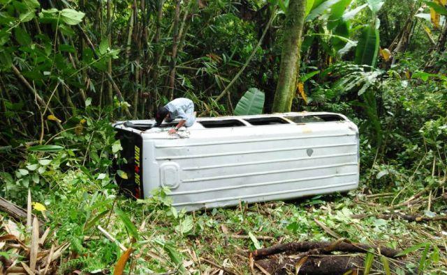 Ini Nama Korban Kecelakaan Mini Bus Masuk Jurang SMPIT Ar-Rohmah