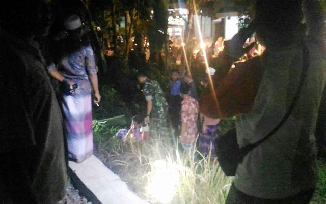 Asyik Main HP, Maulana Tewas Tersambar KA Logawa di Kaliboto Lor