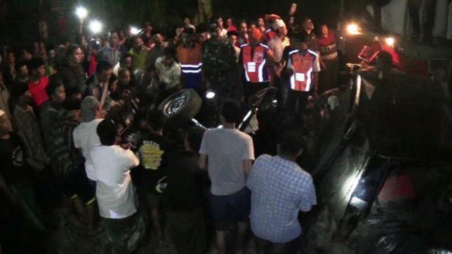 Ini Kronologis Lengkap Kecelakaan Kereta Probowangi vs Pick Up di Ranuyoso
