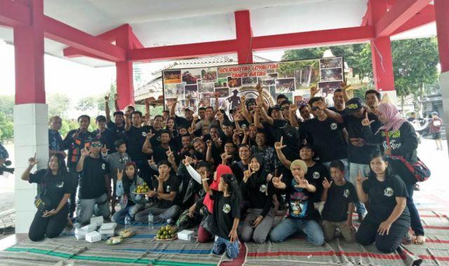 Silaturrahim LBB Ingin Hapus Stigma Lumajang Kota Begal