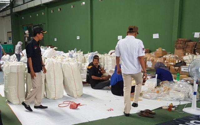 KPU Lumajang Pastikan Logistik Pemilu Sampai TPS