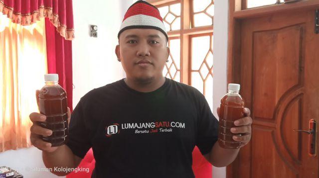Madu Klanceng Asli Ranuyoso Banyak Diminati Hingga Surabaya