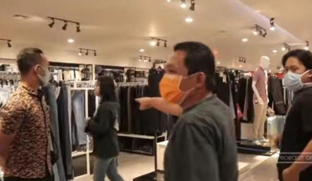 Cak Thoriq Bupati Lumajang Usir Pengunjung Mall Tak Pakai Masker