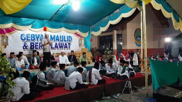 Sapa Warga Mangunsari AKBP Arsal Sahban Pamit Pindah Tugas