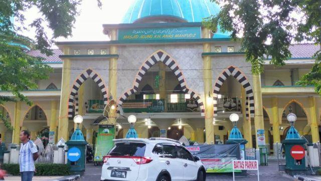 Masjid Agung Anas Mahfudz Lumajang Siap Gelar Sholat Idul Fitri 1441 H