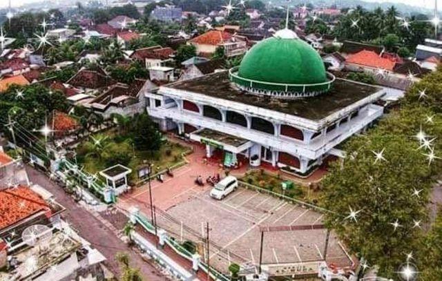 Masjid Al-Huda Lumajang Tiadakan Kegiatan Keagamaan Cegah Virus Corona