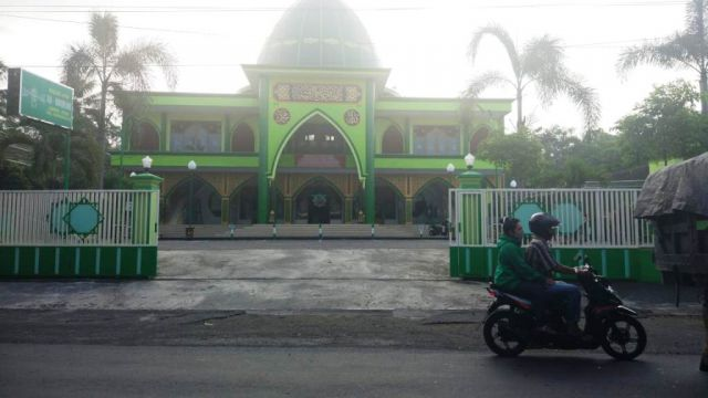 Sejarah Berdirinya Masjid Besar Ar-Raudhoh Labruk Kidul Kecamatan Sumbersuko