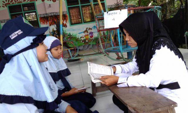 MI Terpadu Assunniyyah Sumberjati Miliki Unggulan Tahfidz Qur'an