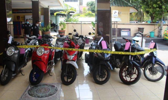Sepeda Motor Hilang, Silahkan Cek di Polres Lumajang