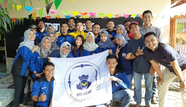 Mubes IIX, Dliya' Urahman Pimpin Halma UM Malang