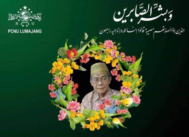 Innalillah, KH. Muflih Farid Ketua MUI Lumajang Wafat