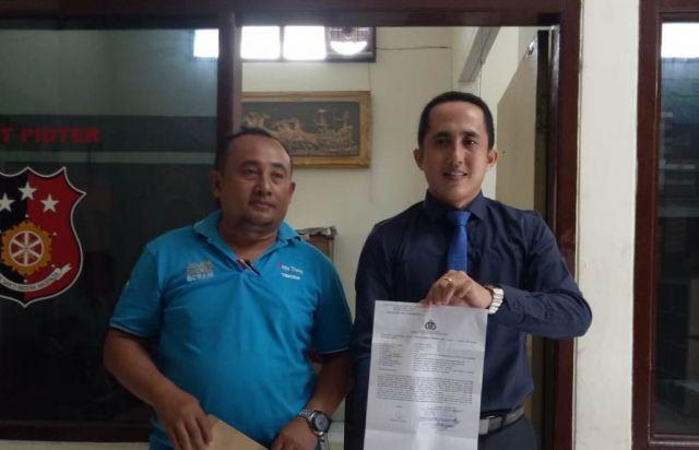 Wartawan Laporkan Bupati ke Polres Lumajang
