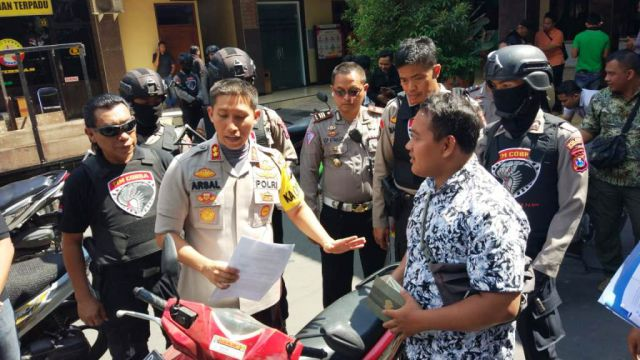 Dicuri di Pasuruan, Sepeda Bodong Dipakai Emak-emak di Lumajang