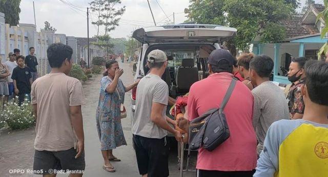 Cinlok Istri Orang, Pedagang Sayur Pasar Yosowilangun Lumajang Dibacok