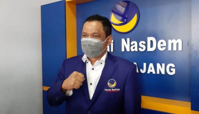 NasDem Siap Dukung Program Pro Rakyat Pemkab Lumajang