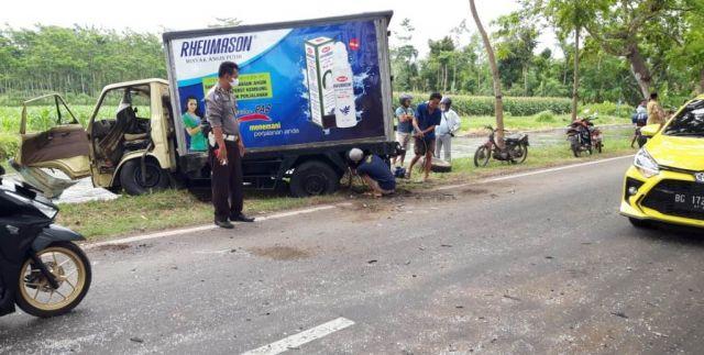 Ini Kronologi Kecelakaan Beruntun di Jalan Nogosari Lumajang