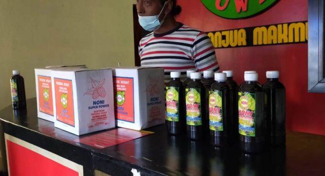 Fermentasi Buah Mengkudu Noni Kutorenon Lumajang Miliki Banyak Khasiat